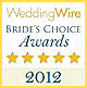 2012 Wedding Wire Couple's Choice Awards
