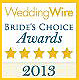 2013 Wedding Wire Couple's Choice Awards