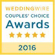 2016 Wedding Wire Couple's Choice Awards