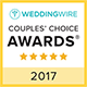 2017 Wedding Wire Couple's Choice Awards