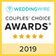 2019 Wedding Wire Couple's Choice Awards