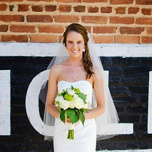 Monroe Cotton Warehouse Wedding from Laura Barnes Photo
