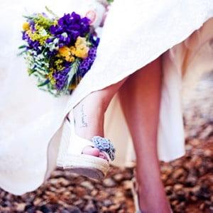 Lilac Nashville Flowers - Davidson Wedding