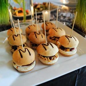 Branded Buns - Nashville Caterers - Greenlee Wedding
