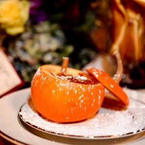 Pumpkin Fall Wedding Catering - Jeffries Wedding