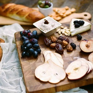 Nashville Organic Catering - Carnton Wedding