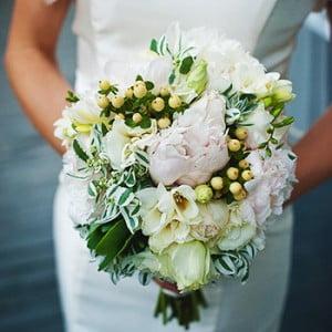 Franklin TN Wedding Bouquet - Cochran Wedding