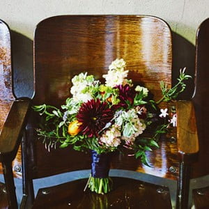 Farm to Table Flowers & Food - Kline Wedding