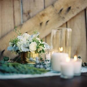 Organic Farm Catered Wedding - Byshea Wedding