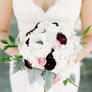 Nashville TN Lilac Wedding Florals | Hannah & Jessup's Wedding