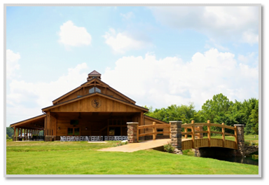 Sycamore Farms' Main Hall - seats 300 guests - Stunning Barn Wedding Venue