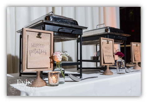 Wedding Catering by Beyond Details Nashville