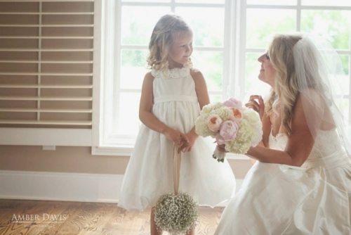 Bridal Bouquet Flower Girl